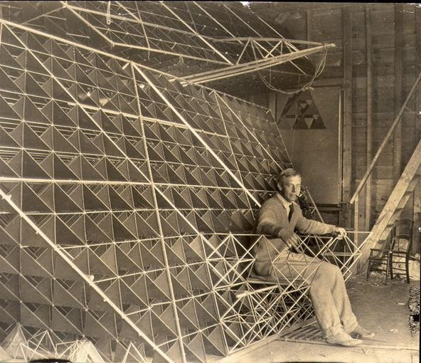 Alexander Graham Bell's Tetrahedral Obsession