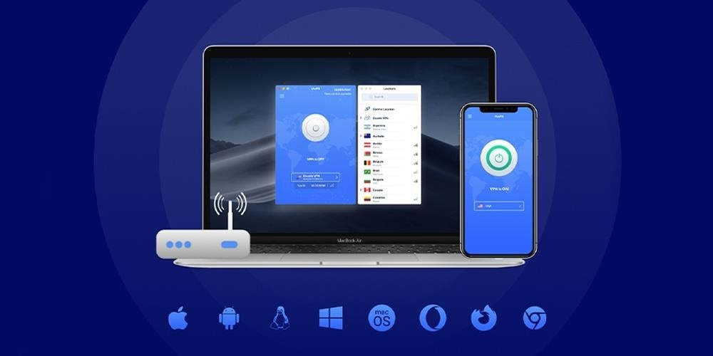 Protect Up to 10 Devices with This All-in-One VPN