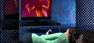 Play an iPod slideshow on your TV