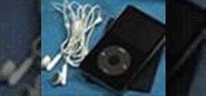 Use an iPod click wheel