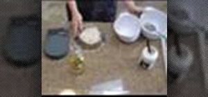 Make dog food