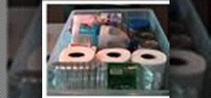 Makea home emergency kit