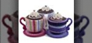 Make a teacup pincushion