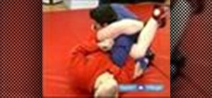 Do advanced moves in SAMBO