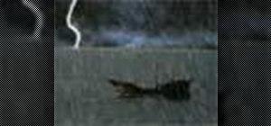 Create a stormy rain scene in Photoshop