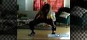 Jazz funk dance