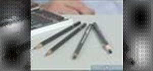 Do charcoal drawing
