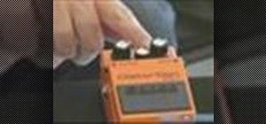 Use a pedal board