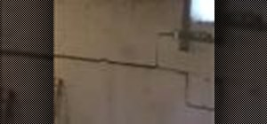 Fix a basement wall failure