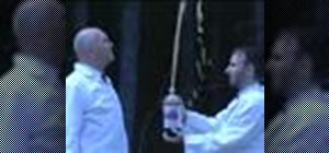 Do the diet coke and mentos experiment