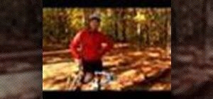 Mountand dismount in cyclocross racing