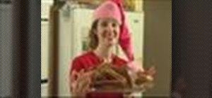 Cooka Christmas goose