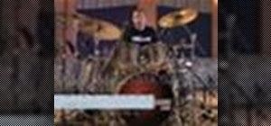 Play jazz drum beats