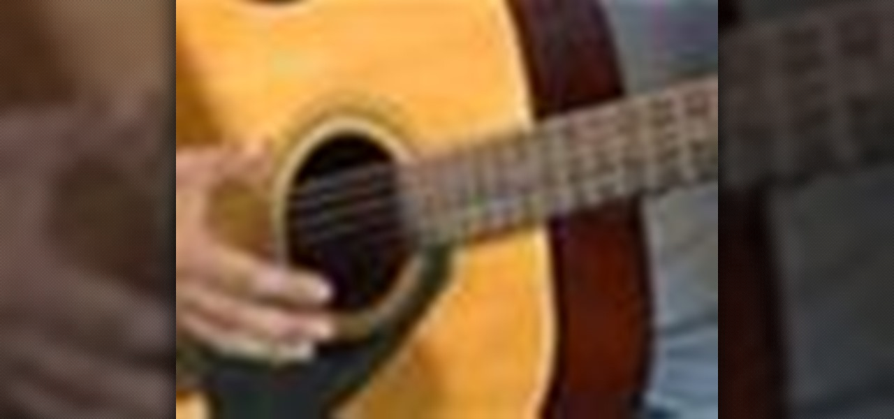 How To Play Cfg Chord Progression Acoustic Guitar Wonderhowto