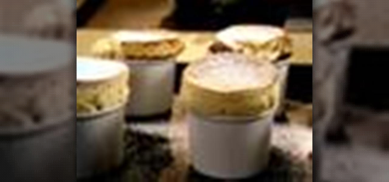 How To Make A Chocolate Souffle Gordon Ramsay