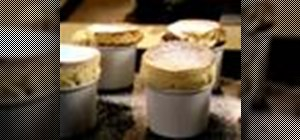 Make souffle with Hell's Kitchen Gordon Ramsay