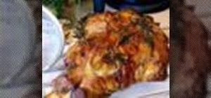 Make roasted lamb with Hell's Kitchen Gordon Ramsay