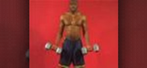 Exercise with underhand reciprocal dumbbell bicep curl