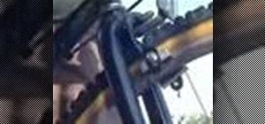 Fix bike brakes