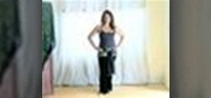 Learn and start belly dancing