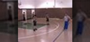 Run a zone defense in youth basketball