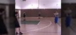 Run motion offense in youth basketball