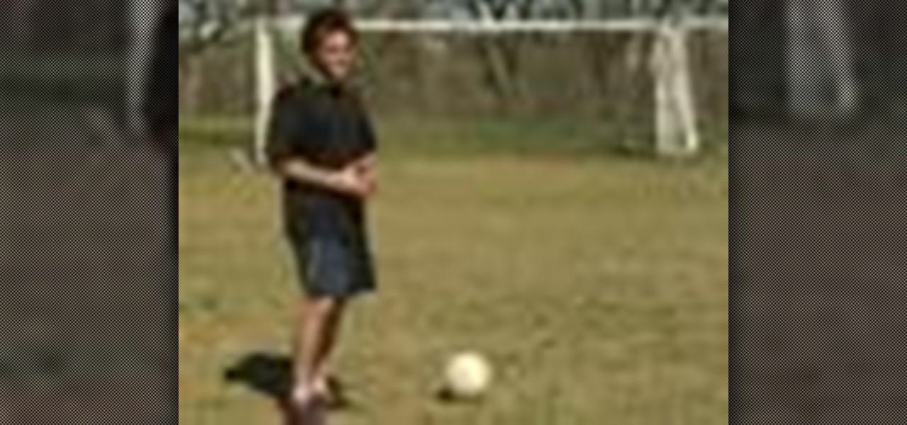 how to play free kick