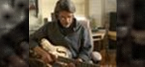 Play basic slide guitar techniques