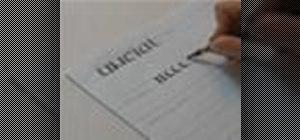 Do Uncial calligraphy