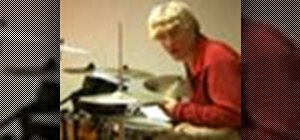 Play the bossa nova drum beat