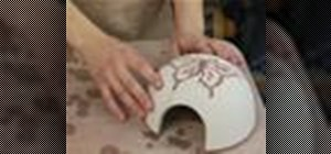 Make ceramic domed toad homes