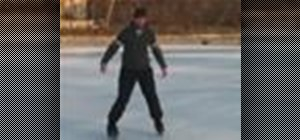 Get ice skating tips for beginners