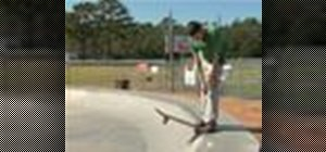 Skateboard on ramps