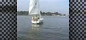 Heave to in sailing
