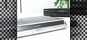 Dub from a VCR to a Panasonic DMR-ES15 DVD Recorder