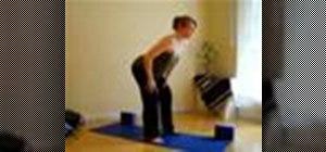 Alleviate back pain with prenatal yoga