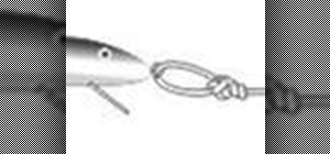 Tie the rapala fishing knot