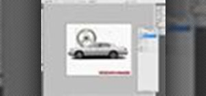 Add Mag rims to a car in Photoshop CS3