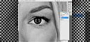 Manipulate eyes in Photoshop CS3