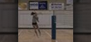 Attack in volleyball