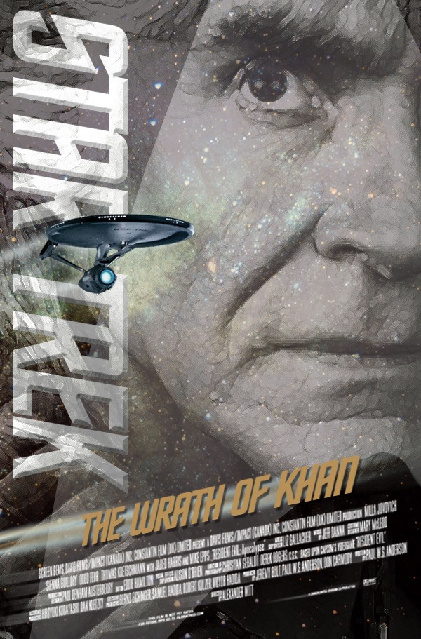 Star Trek, The Wrath of Khan