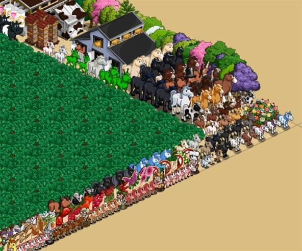 FarmVille World owner Katie makes it into CNET!