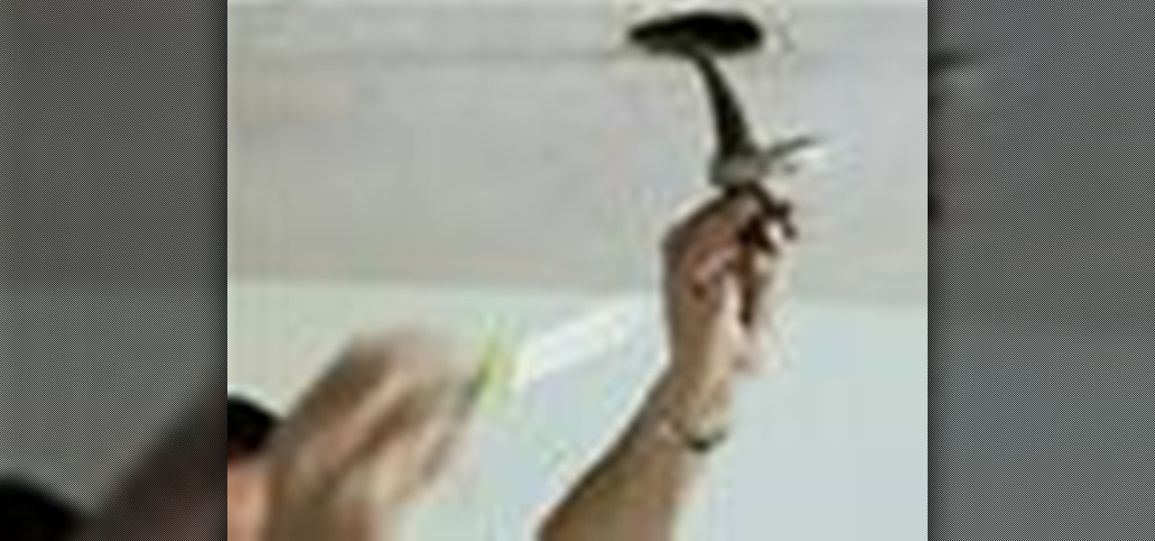 How To Install A Ceiling Fan With This Old House 171 Home
