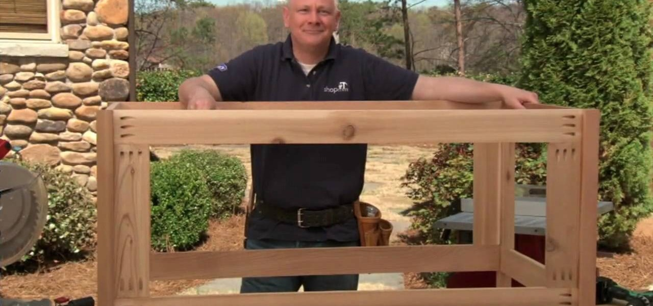 How To Build A Storage Box For Your Deck Furniture