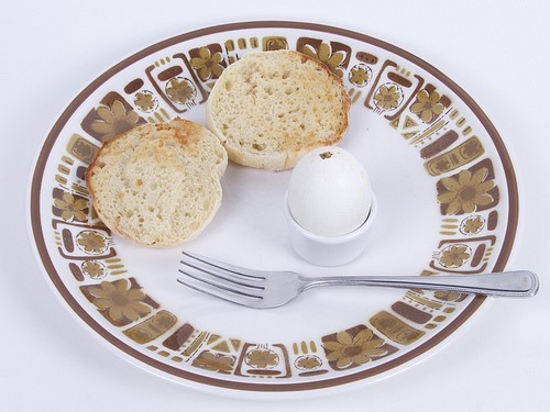 HowTo: Make an Omelette Inside the Eggshell