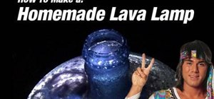 Build a big ass lava lamp