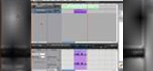 Make changes to a real instrument track in GarageBand