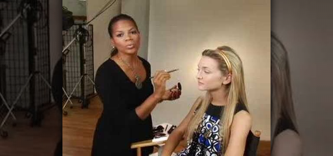 how to apply makeup to look flawless