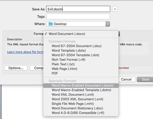 how to find a word in a document on mac