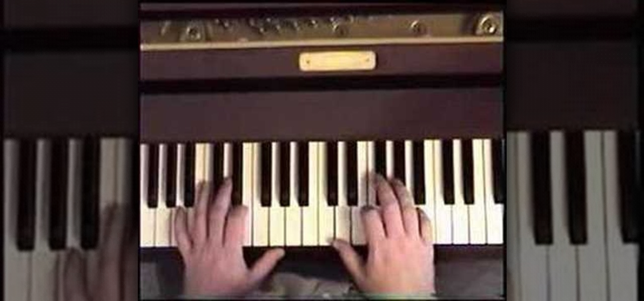 How To Play While My Guitar Gently Weeps On Piano Piano